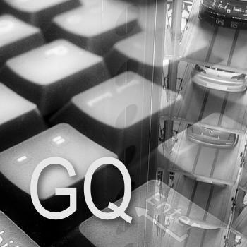 GQ -ny webbplats inom teknik & industri