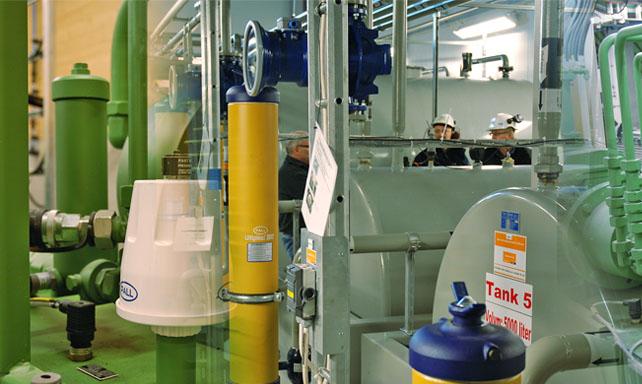 Colly Filtreringsteknik är ledande inom filter