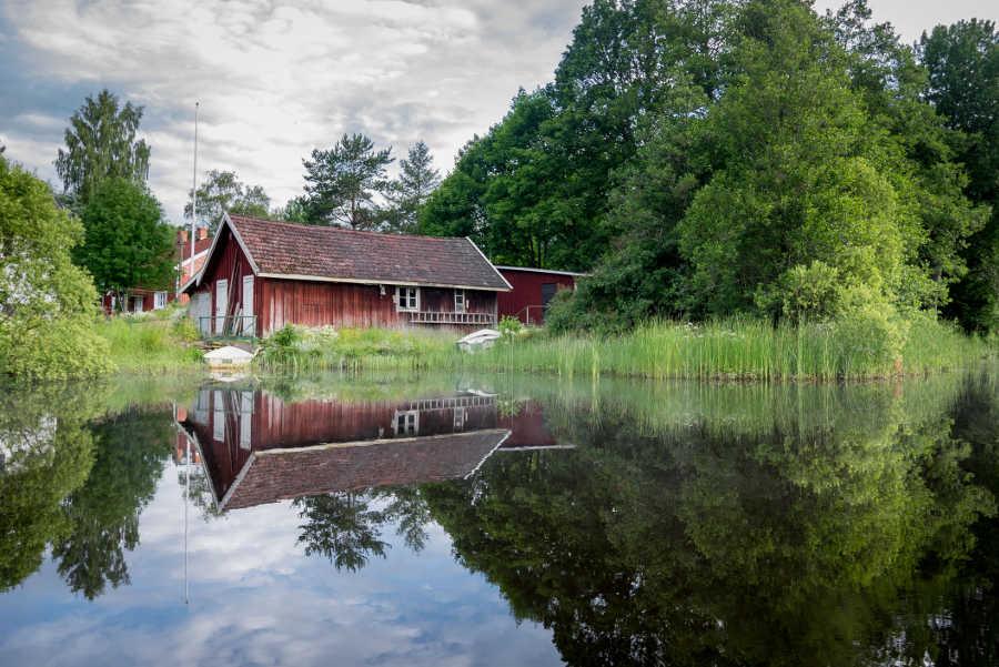 Hyra stuga på Öland