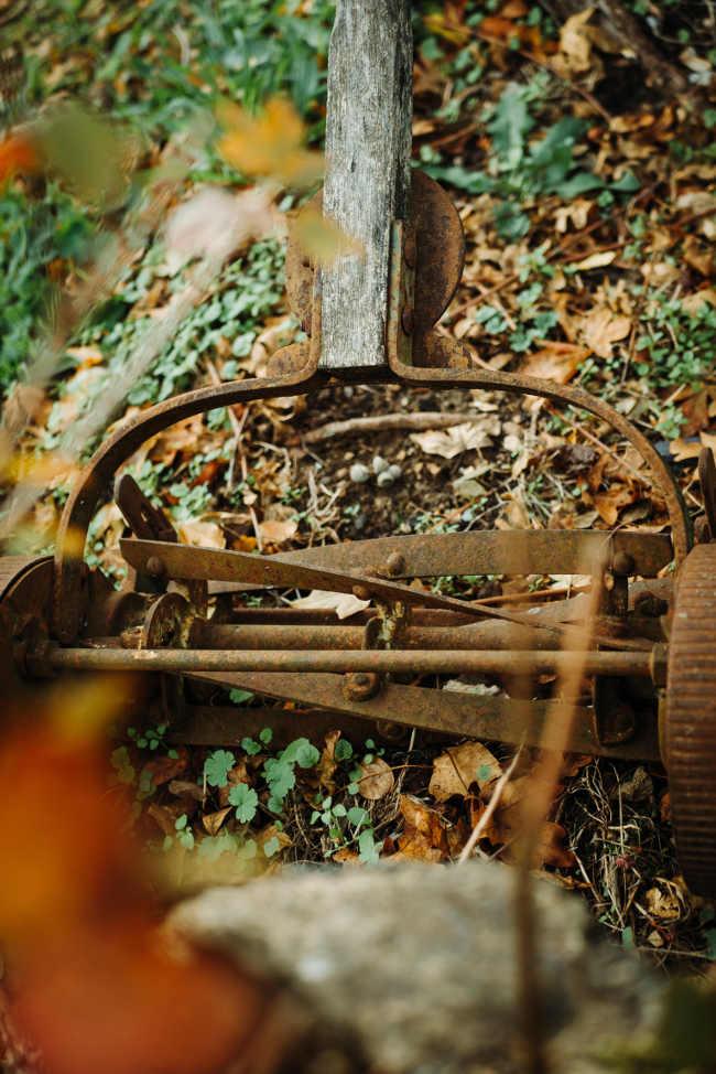 Åkgräsklippare och andra typer av gräsklippare