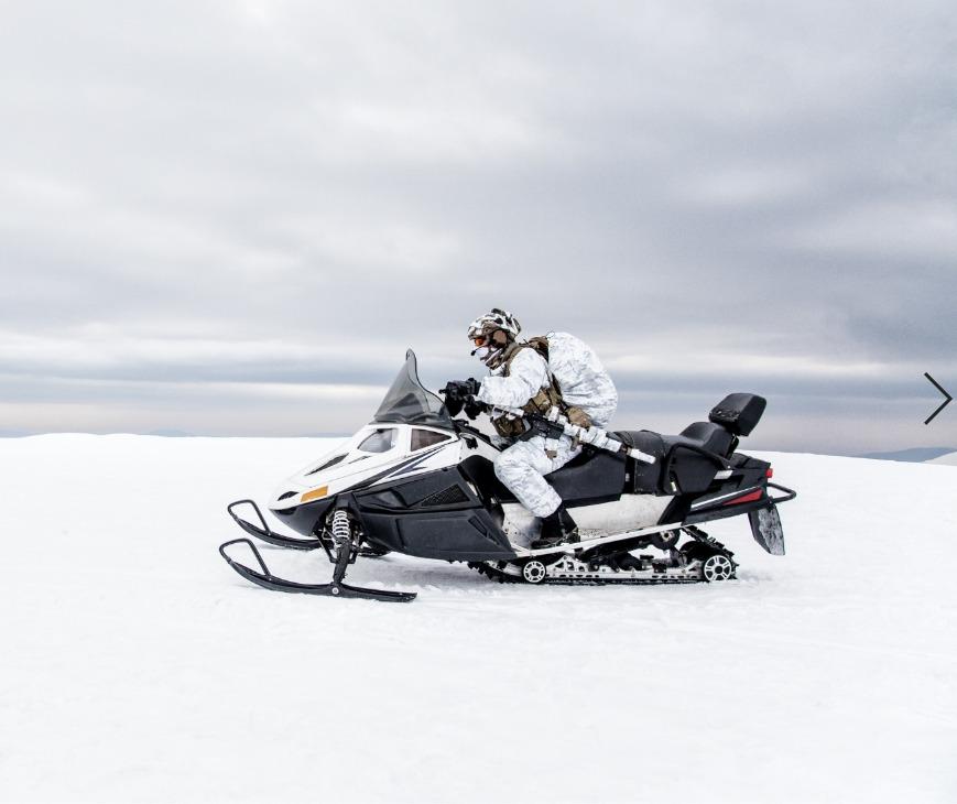 Skoter & snöskoter i Pajala & Kiruna