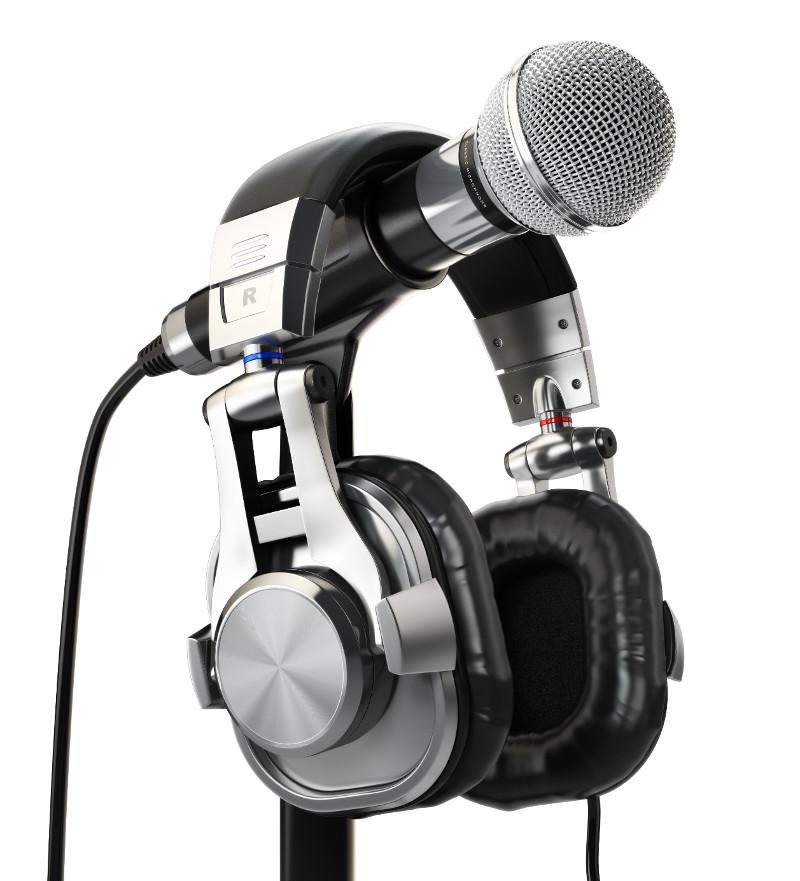 Mikrofon ljudinspelning